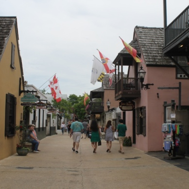 Downtown St. Augustine