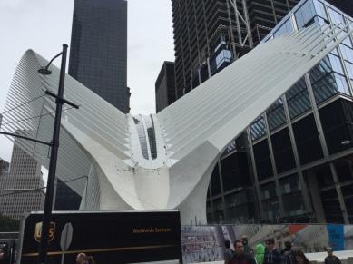 One World Trade Center PATH Station