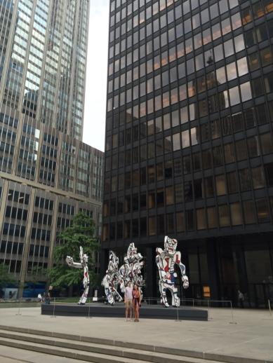 Seagram Building / Mies