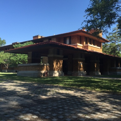 Allen House by Frank Lloyd Wright