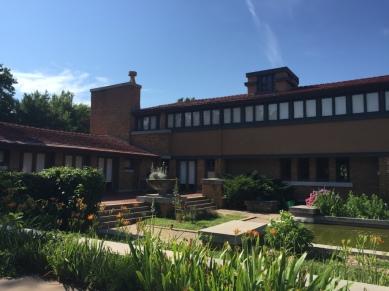 Allen House by Frank Lloyd Wright