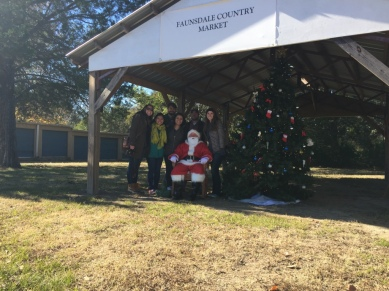 Faunsdale Christmas Parade