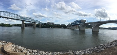 View from Coolidge Park