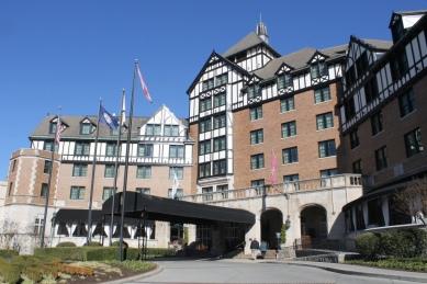 The Hotel Roanoke