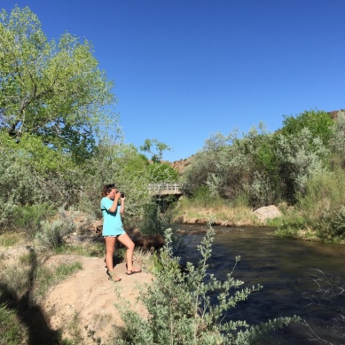 Ojo Caliente Hiking