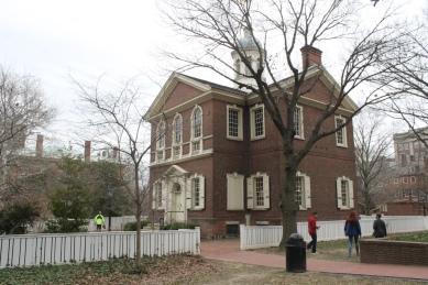 Carpenter's Historic Hall