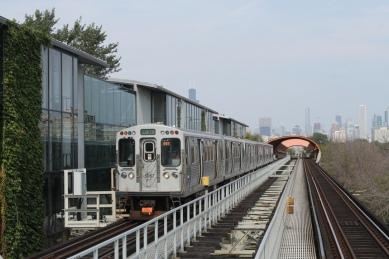 IIT Transit Stop