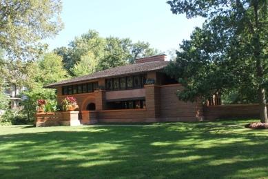 Arthur Heurtley House / Frank Lloyd Wright