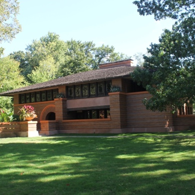 Arthur Heurtley House / Frank Lloyd Wright