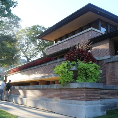 Robie House / Frank Lloyd Wright