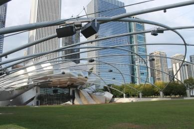 Pritzker Pavilion / Frank Gehry