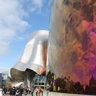 Museum of Pop Culture / Frank Gehry