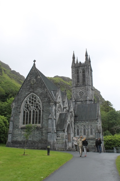 Kylemore Abbey Chapel