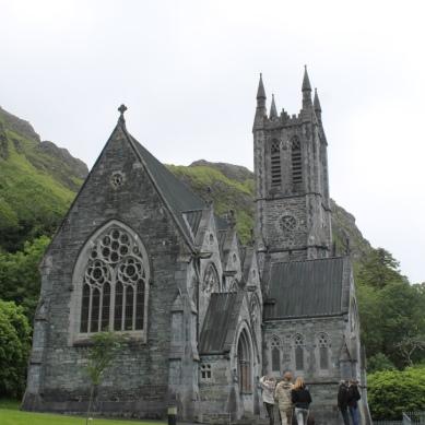 Kylemore Abbey Chapel