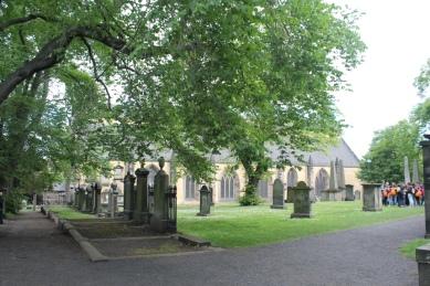 Greyfriar's Church and Cemetery