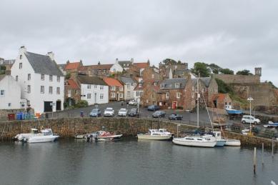 Crail Fishing Village