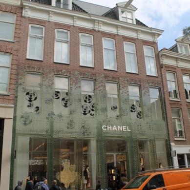 "Chanel Store ""Crystal House"" / MVRDV"