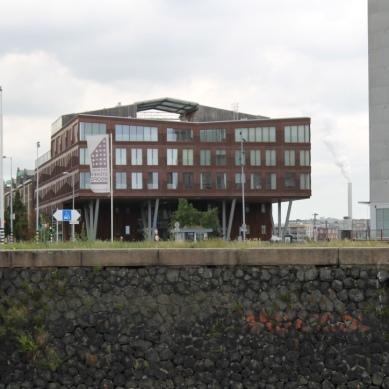Kop Van Diemenstraat / TEKTON Architekten
