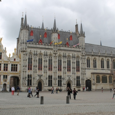 Bruges City Hall