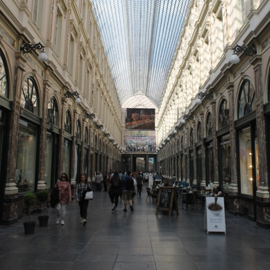 Les Galeries Royales