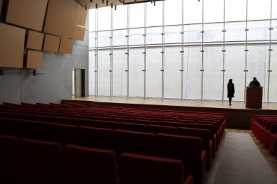Kimbell Art Museum Expansion / Renzo Piano