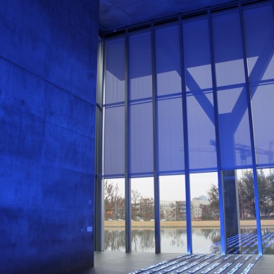 Modern Art Museum of Fort Worth / Tadao Ando