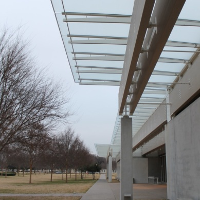 Kimbell Art Museum Expansion / Renzo Piano