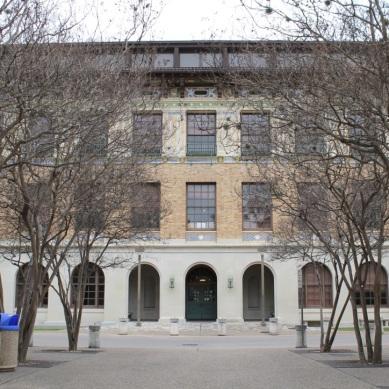 UT Campus - Sutton Hall