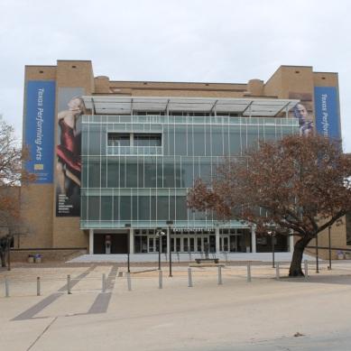 UT Campus - Bass Concert Hall