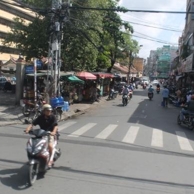 Ho Chi Minh Streets