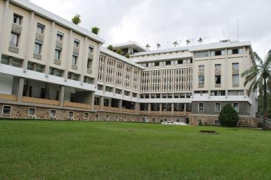 Reunification Hall
