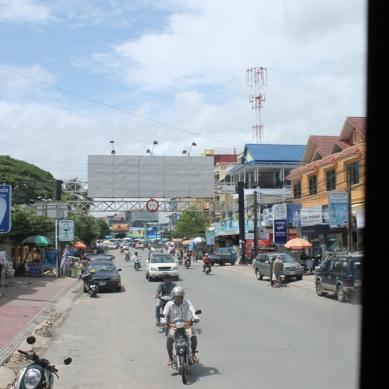 Sihanoukville Streets