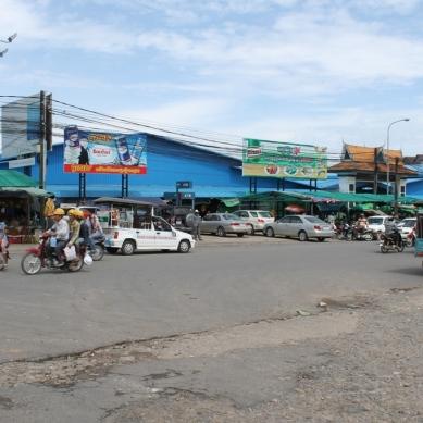 Psar Leu Market