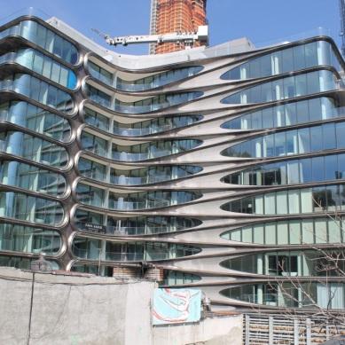 520 W 28th Street Condominiums / Zaha Hadid