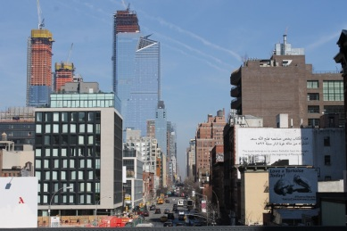 Views from High Line