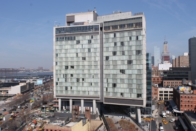 Views from the Whitney