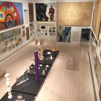 Skissernass Museum