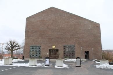 Harlanda Church / Peter Celsing