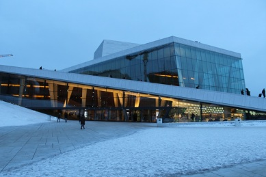 National Opera and Ballet / Snøhetta