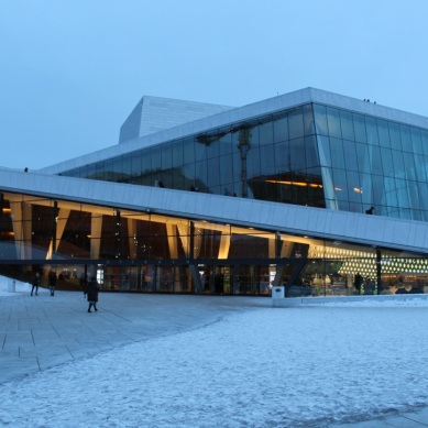 National Opera and Ballet / Snøhetta