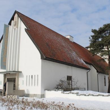 Viking Ship Museum / Christian Heinrich Grosch (1865) / Sverre Fehn (2009)