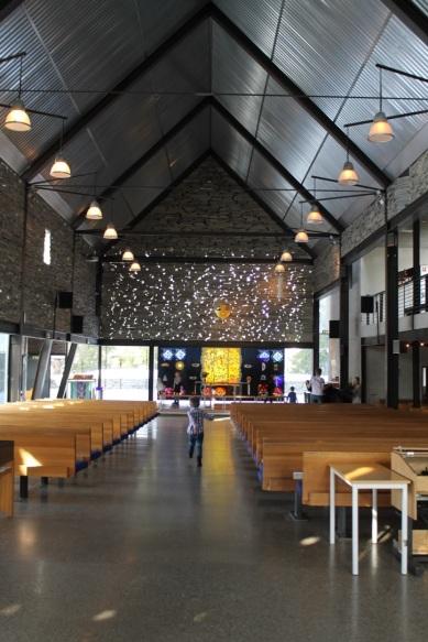 Mortensrud Church / Jensen & Skodvin