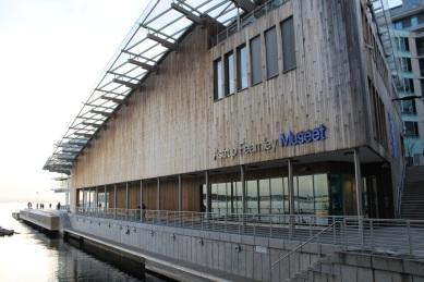 Astrup Fearnley Museum of Modern Art / Renzo Piano