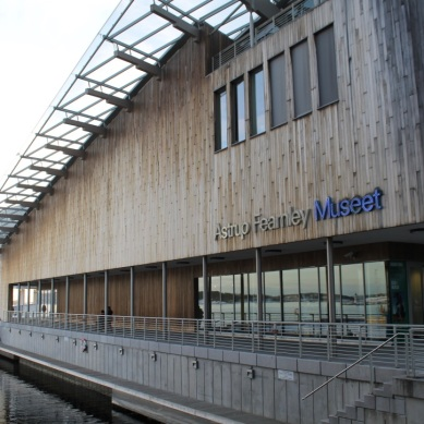 Astrup Fearnley Museum of Modern Art / Renzo Piano