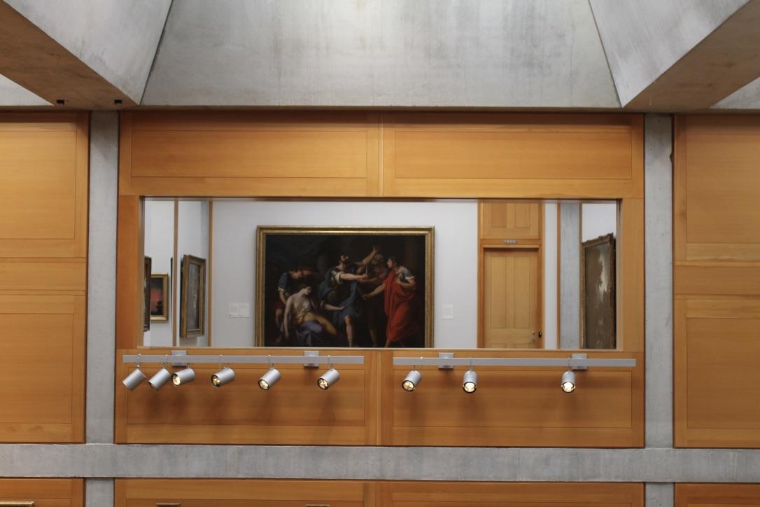 Yale Center for British Art / Louis Kahn