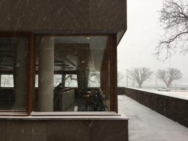 Baker House at MIT / Alvar Aalto