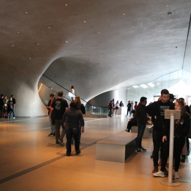 The Broad / Diller Scofidio + Renfro