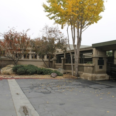 Hollyhock House / Frank Lloyd Wright