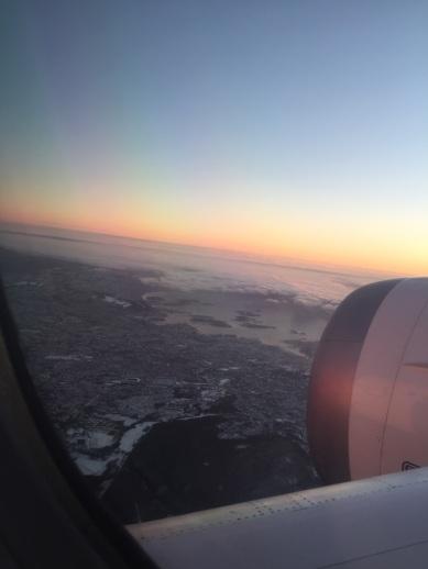 Flight to Båtsfjord