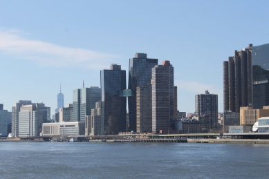 View from Franklin D. Roosevelt Four Freedoms Park